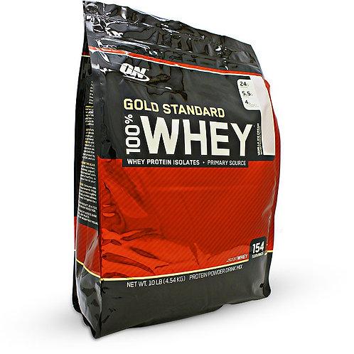 Optimum Nutrition 100% Whey Gold Standard 10LB