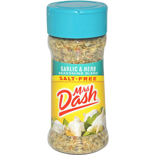 Mrs. Dash Garlic & Herb 71g