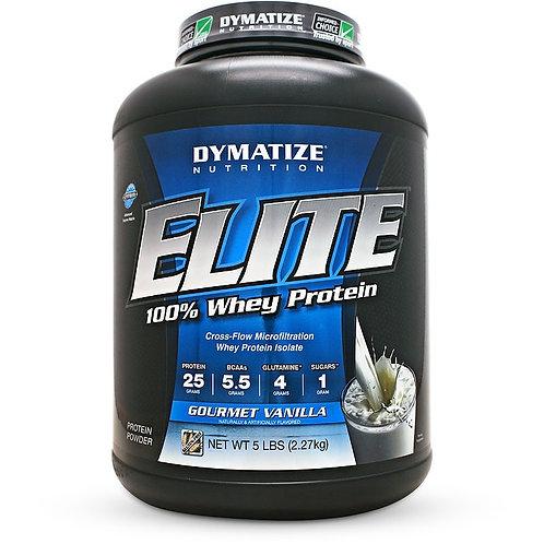 Dymatize Nutrition ELITE Whey Protein 5LB