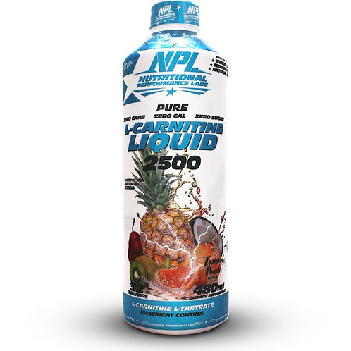 NPL L-Carnitine Liquid 2500