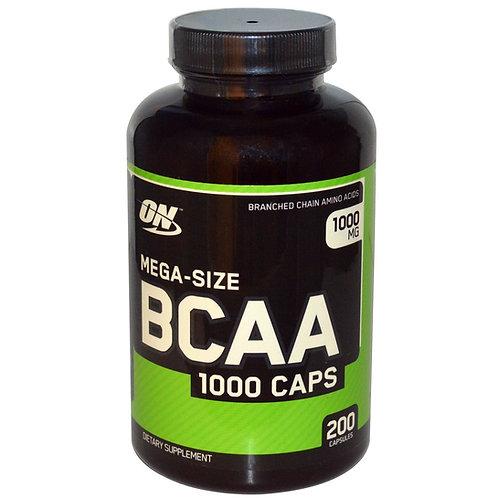 OPTIMUM NUTRITION BCAA 200 CAPS