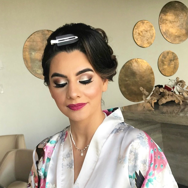 Afghan Wedding Makeup Artist