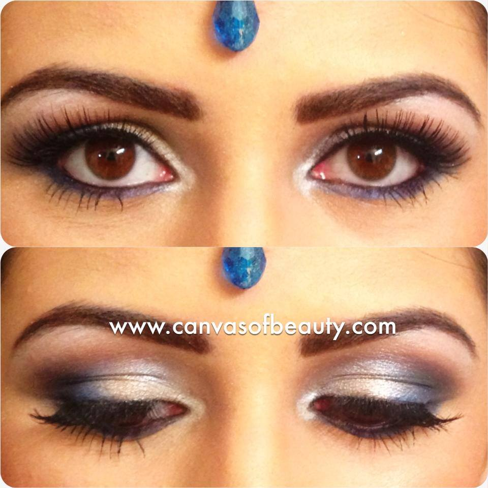 South Asian Makeup Artist