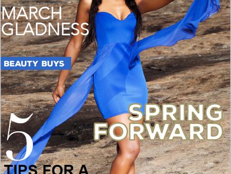 SPRING FORWARD! Beauty Billionaires™ The Magazine