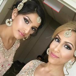Indian Bridal Makeup Mendhi