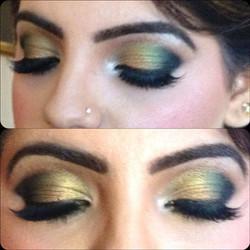 Georgia Indian Makeup Artist