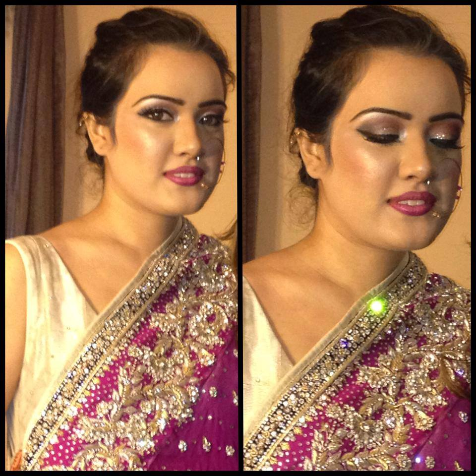 Georgia Indian Bridal Makeup