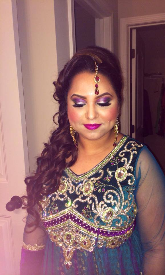 Indian Bridal Makeup Princess
