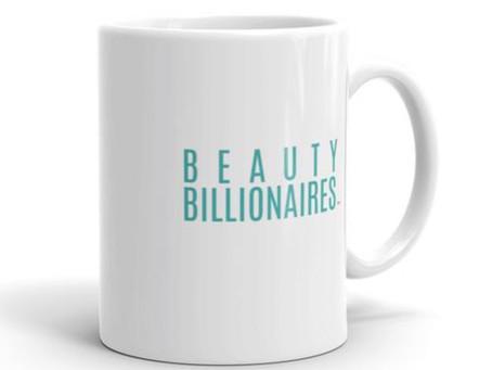 FREE Gift for new Beauty Billionaires™! Signature Beauty Billionaires™ Mug