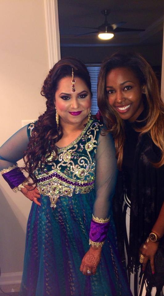 GA Indian Makeup Artist