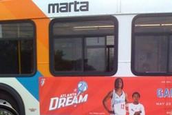 Atlanta Dream campaign booking