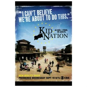 Kid Nation on CBS booking