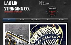 LaxLik Website