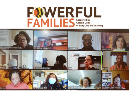 Powerful Families Program Kickoff