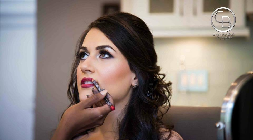 Persian Wedding Makeup Artist