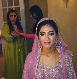 South Asian Makeup