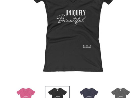 You are Uniquely Beautiful <3