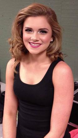 Atlanta Pageant Makeup Artist