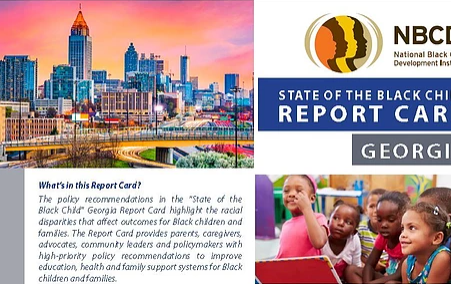 State of the Black Child Georgia Webinar