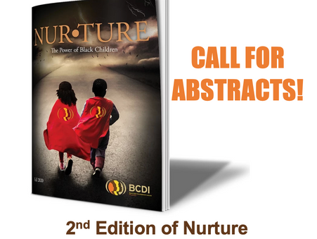 Call for Abstracts! 2nd Edition of Nurture