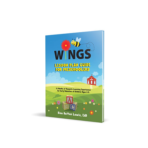 WINGS Lesson Plan Guide for Preschoolers