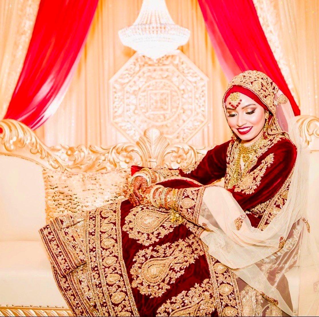 Georgia South Asian Makeup artist