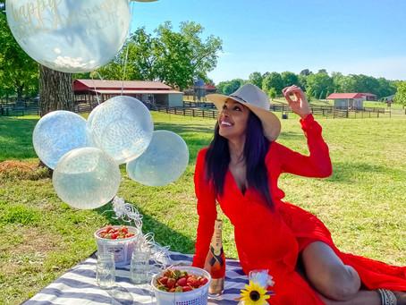 2021 Birthday Ideas   Southern Belle Strawberry Farm
