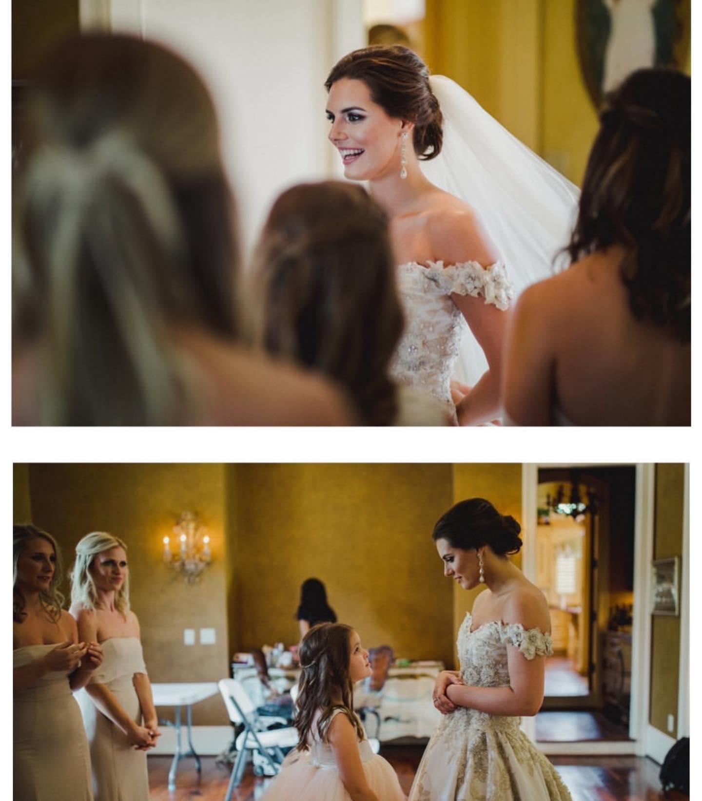 High end wedding makeup artist St. Regis