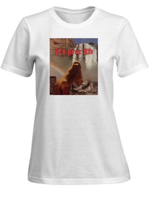 Your Life tee