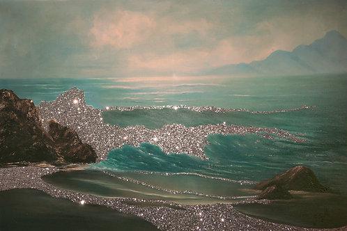 Cove de conch CANVAS WRAP