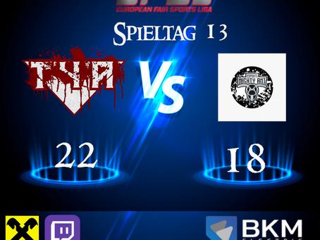 Spieltag 13 vs Mighty Ant eSports
