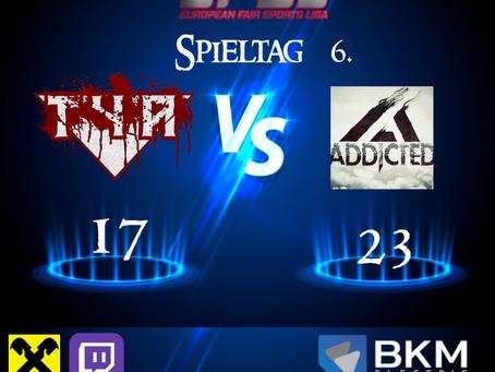 EFSL Liga 2 Spieltag 6