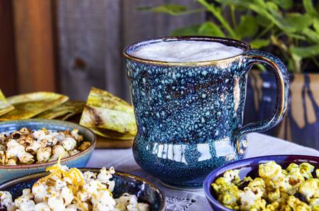 Beer mug during apero