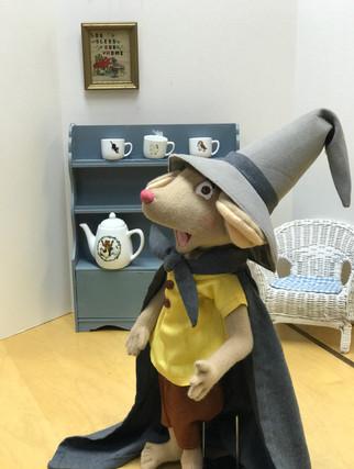 Hazel the Puppet