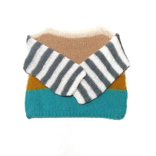sweter handmade MIUT wool 3