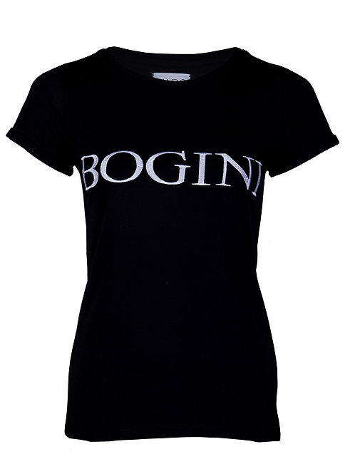 koszulka, femi-shirt UADO bogini czarna
