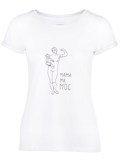 koszulka, femi-shirt UADO mama ma moc