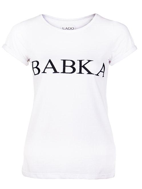koszulka, femi-shirt UADO babka
