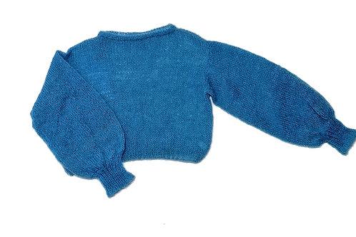 sweter handmade MIUT wool 1