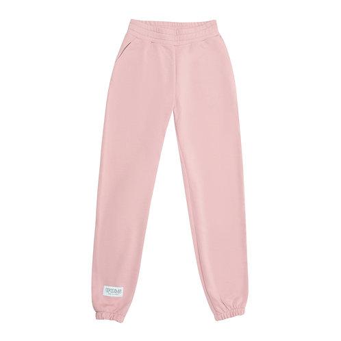 Różowe Spodnie Basic