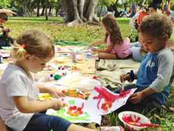 Art in the Park Rescheduled for Friday!