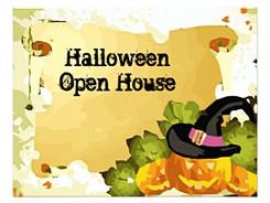 Halloween Open House!
