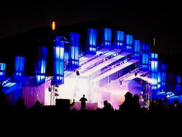RF18, Countdown, Roskilde festival, Denmark