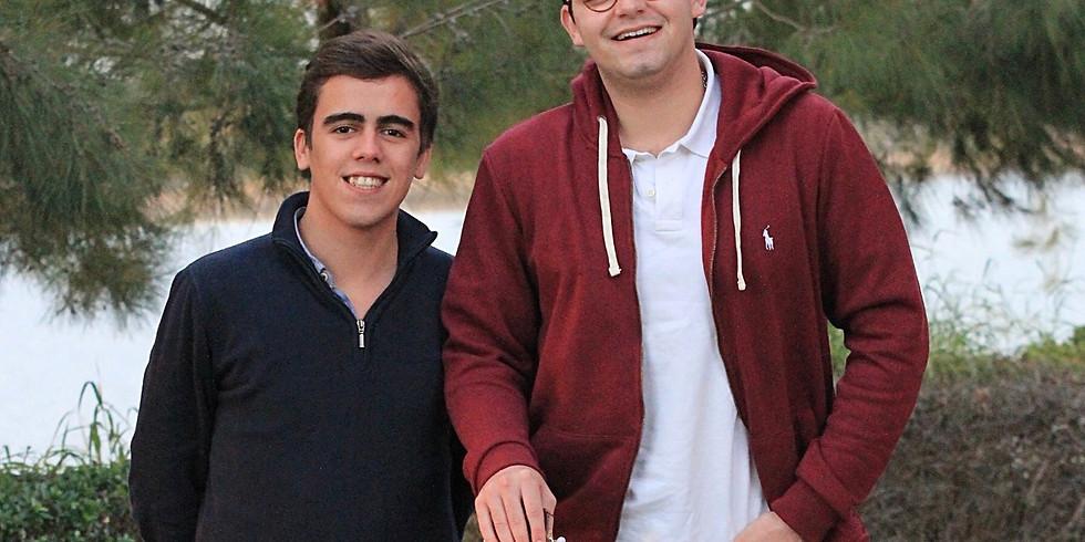 Miguel e João (Concerto)