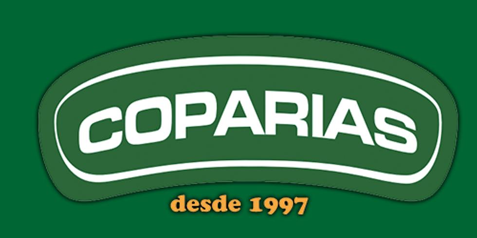 Tardadas Coparias: Tres Sangres - ESGOTADO