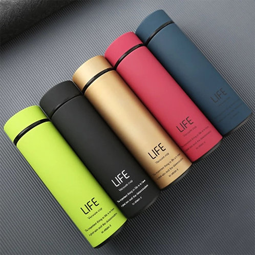 STAINLESS STEEL WATER BOTTLE (COLORFUL)