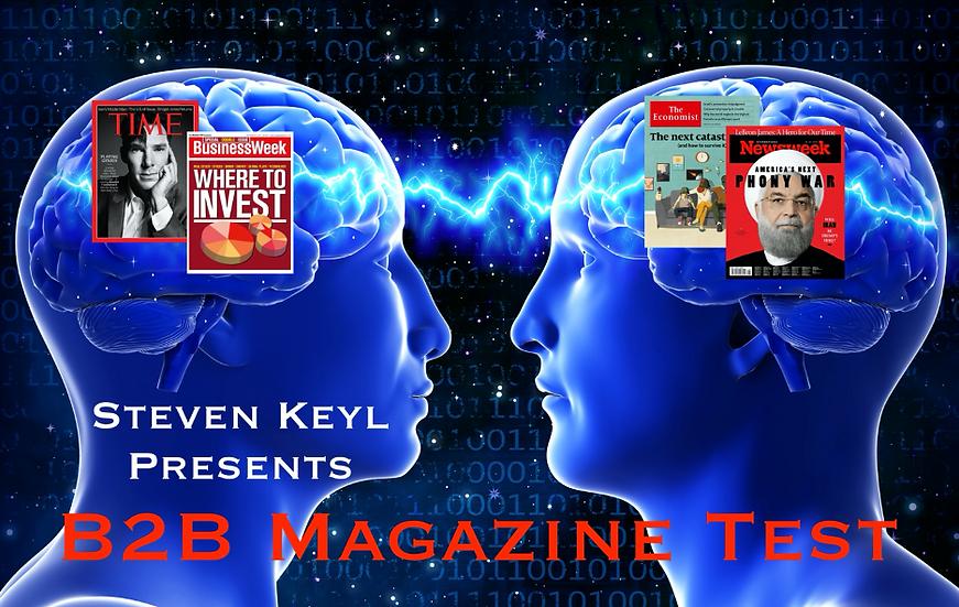 B2B Magazine Test