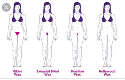 We offer all waxing treatments including