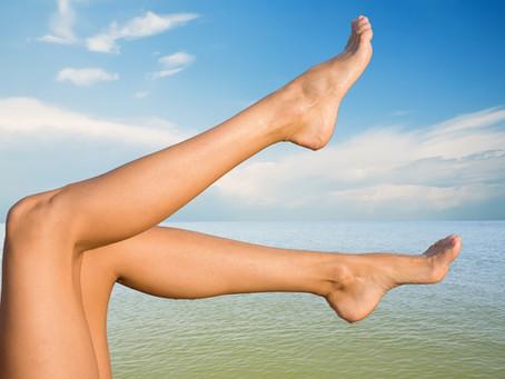 Comment avoir de belles jambes cet été ?