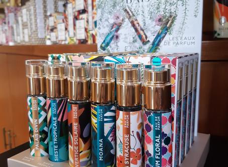 NOUVEAU ! Les irrésistibles eaux de parfums Baïja